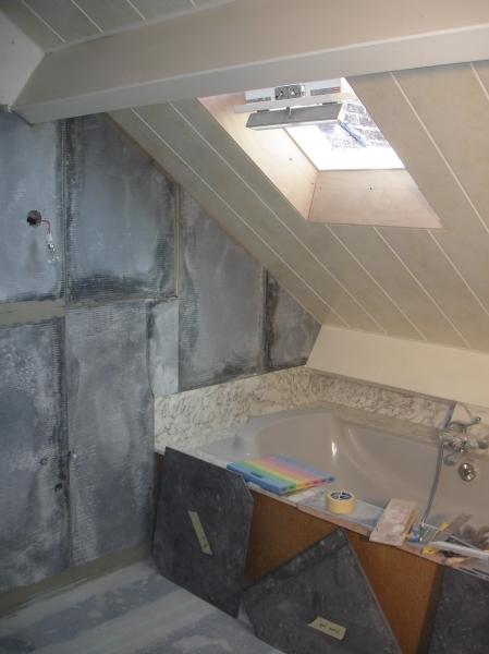 Salle de bains douche l 39 italienne montmorency taverny for Devis salle de bain douche a l italienne