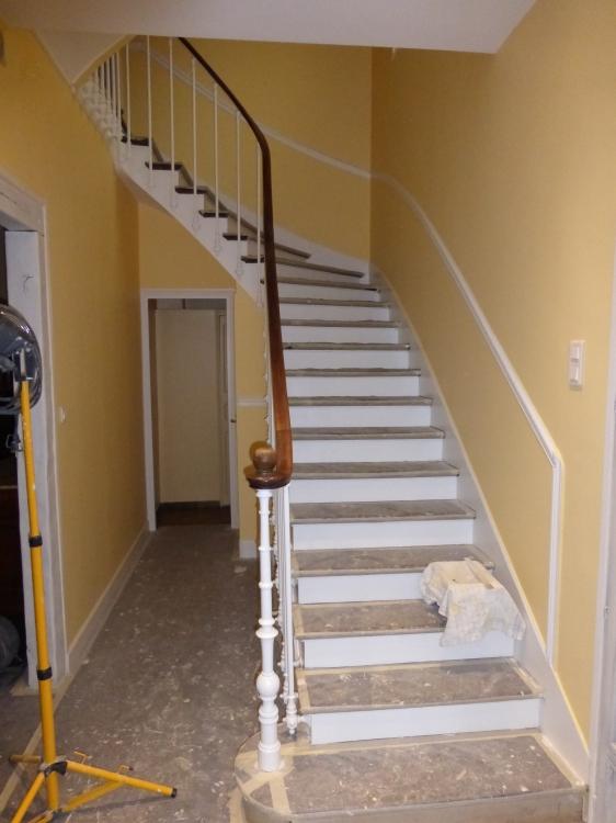 hall d 39 entr e et cage d 39 escalier montmorency taverny saint leu la foret. Black Bedroom Furniture Sets. Home Design Ideas