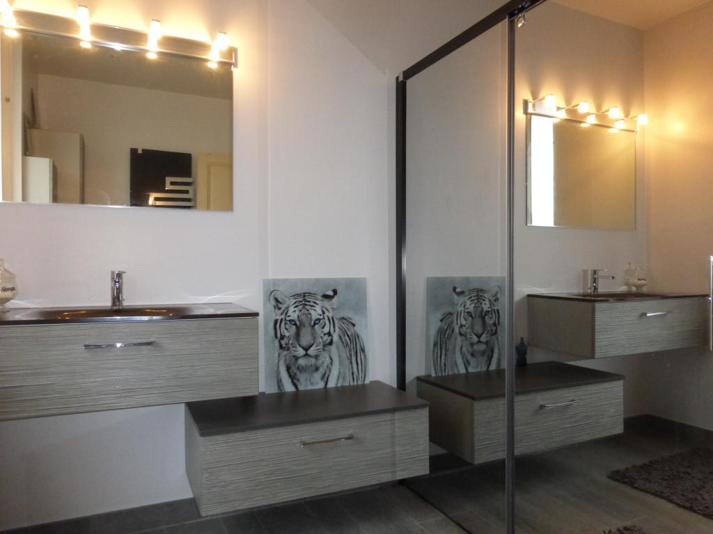 R novation d 39 une salle de bains montmorency taverny saint - Realisation salle de bain ...